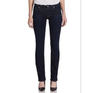 7 FAM Kimmie Straight Leg Jeans